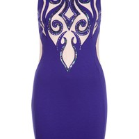 Lipsy Cocktail dress / Party dress - blue - Zalando.co.uk