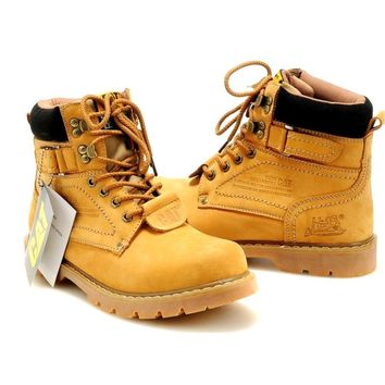 Casual Hot Deal Hot Sale Comfort Climbing On Sale Outdoors Men's Shoes Training Shoes High-top Dr. Martens Boots Plus Size Couple Hiking Shoes [118136668185]