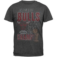 Chicago Bulls - '93 NBA Champs Soft T-Shirt