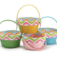 Easter Basket with Lining