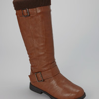 Brown Denice Boot | zulily