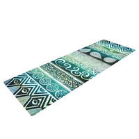 """Pom Graphic Design """"Dreamy Tribal"""" Yoga Mat, 72"""" x 24"""" - Outlet Item"""