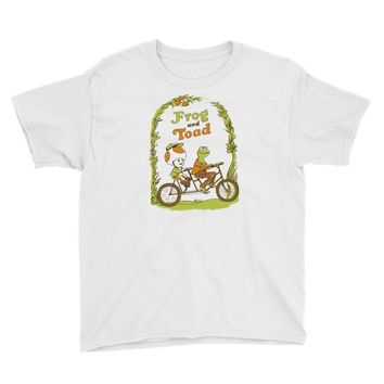 frog & toad Youth Tee