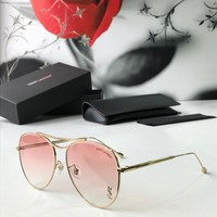 YSL Women Men Fashion Shades Eyeglasses Glasses Sunglasses created