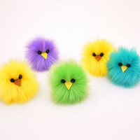 Reserved For Beth Micro Peeps Plush Stuffed Toy Animals