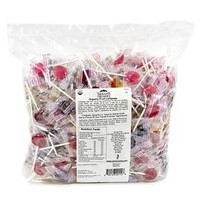 Organic Fruit Lollipops 5lb Bag : Target