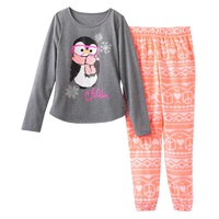 Fleece Pajama Set - Girls