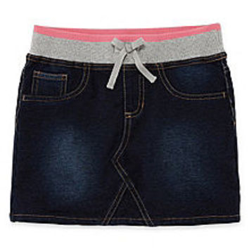 Arizona Denim Skirt Girls' 4-16 and Plus - JCPenney