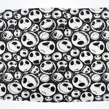 Disney Parks The Nightmare Before Christmas Jack Throw Blanket New With Tags