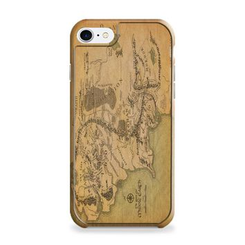 Relic of Hyrule World Map iPhone 6 | iPhone 6S Case