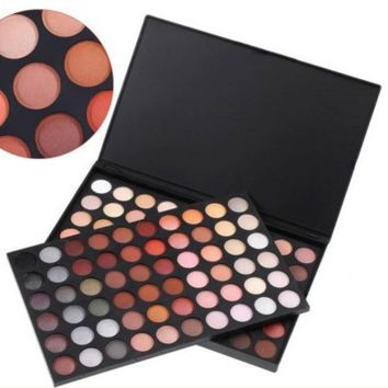 Warm & Cool Eyeshadow Palette