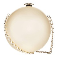 Vintage Chanel Pearl-Shaped Minaudiere
