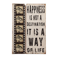 Happiness Picture Frame