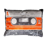 Mix Tape Pillow