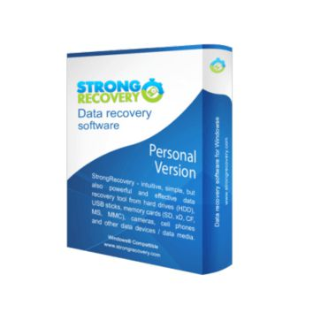 StrongRecovery 3.7.9 Full Crack Incl Serial Key Free