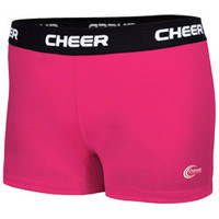 C-Prime Compression -Style Cheer Shorts by Chasse