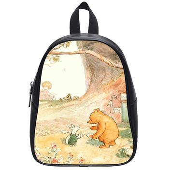 Winnie The Pooh Classic School Backpack Large