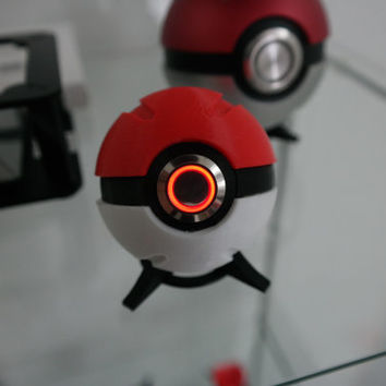 3D Printed MINI Phoenix Orb KIT ( Pokeball Inspired )