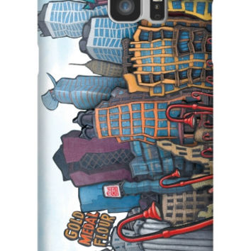 Michael Birawer Minneapolis Galaxy Note 5 Slim Case
