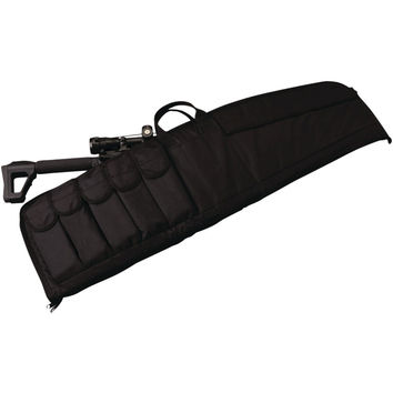 "Uncle Mikes Tactical Rifle Case (43"" Large)"