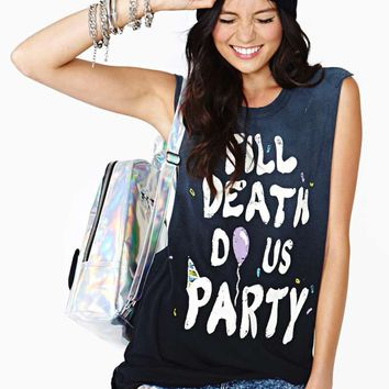 UNIF Till Death Do Us Party Tee