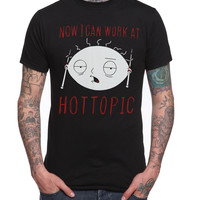 Family Guy Stewie Hot Topic T-Shirt | Hot Topic
