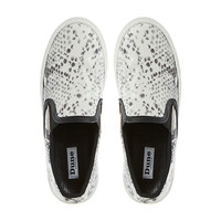 Buy Dune Lutney Slip-On Trainers | John Lewis