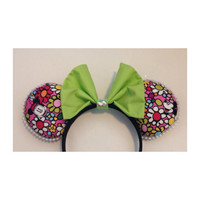 Daisies with Character Vera Bradley Ears