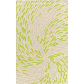 "Surya Floor Coverings - EGF1003 Flying Colors 5' x 7'6"" Area Rug"