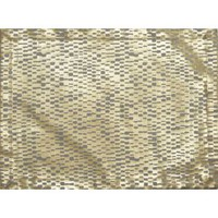 Gold Fences Placemat