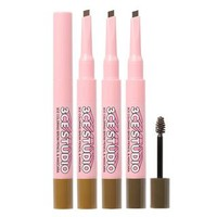 Buy 3 CONCEPT EYES Studio Coloring Brow Pencil & Mascara (3 Colors) | YesStyle