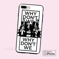 Hot Why Don't We Style Best Cover CASE iPhone 6s/6s+/7/7+/8/8+, X and Samsung