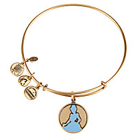 Cinderella Bangle by Alex and Ani - Gold
