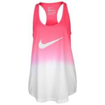Nike Dip Dye Swoosh Loose Tank - Women's at Foot Locker