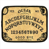 Vintage Ouija Witch Board Photo Netbook Computer iPad Kindle Tablet Sleeve Case Choose Size S M L XL XXL Custom Design Made to Order