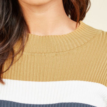 All Things Must Past Sweater Dress
