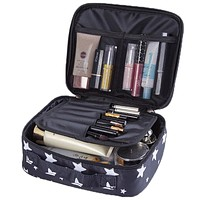 Portable Toiletry Cosmetic Bag