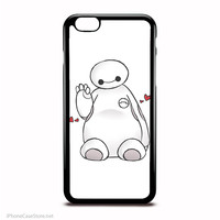 Hello I Love Baymax Walt Disney Case For Iphone Case