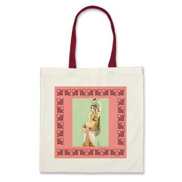 Belly Dancing Tote Bag from Zazzle.com
