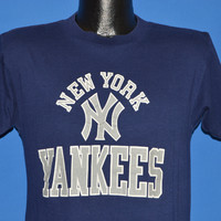 80s New York Yankees t-shirt Medium