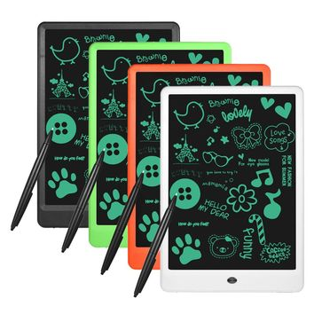 10inch Digital LCD Writing Tablet graphics drawing pad handwriting board for kids free shipping