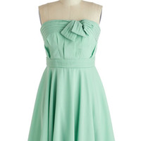 Mint Cute Dress