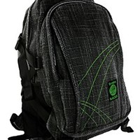 Dime Bag Back Pack Black - Smokin Js