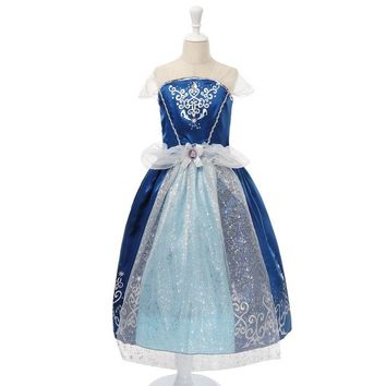 Princess Rapunzel Dress