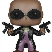 Funko Pop Movies: The Matrix - Morpheus Vinyl Figure