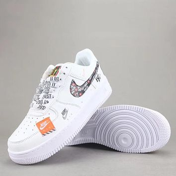100% authentic 82eb2 cd9ae Trendsetter Nike Air Force 1 07 Prm Jdi Women Men Fashion Casua