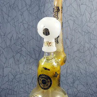Boro Syndicate x Team Death Star Fumed Bubbler