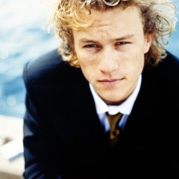 Heath Ledger Poster Standup 4inx6in