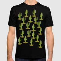 Cactus design, vector T-shirt by Claude Gariepy