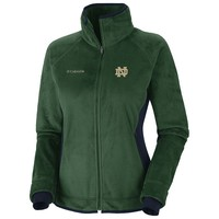 Columbia Sportswear Notre Dame Fighting Irish Pearl II Plush Fleece Jacket